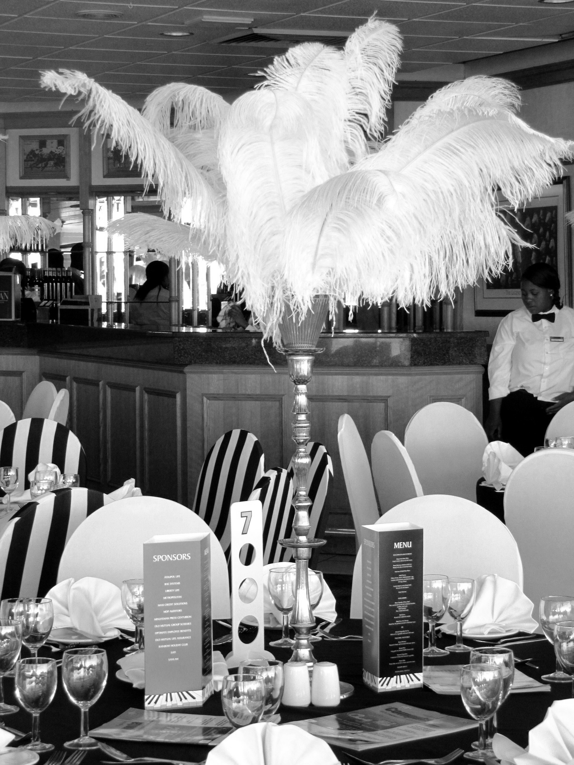 Candyfloss And Crystal Beautiful Event Design From